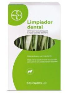 SANO Y BELLO LIMPIADOR DENTAL 140GR