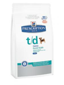 T/D MINI 1,5 KG Prescription Diet Canine